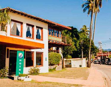 Bem-vindo ao Hotel Fita Azul - Ilhabela