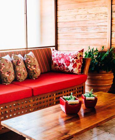 Área nova - Hotel Fita Azul - Ilhabela